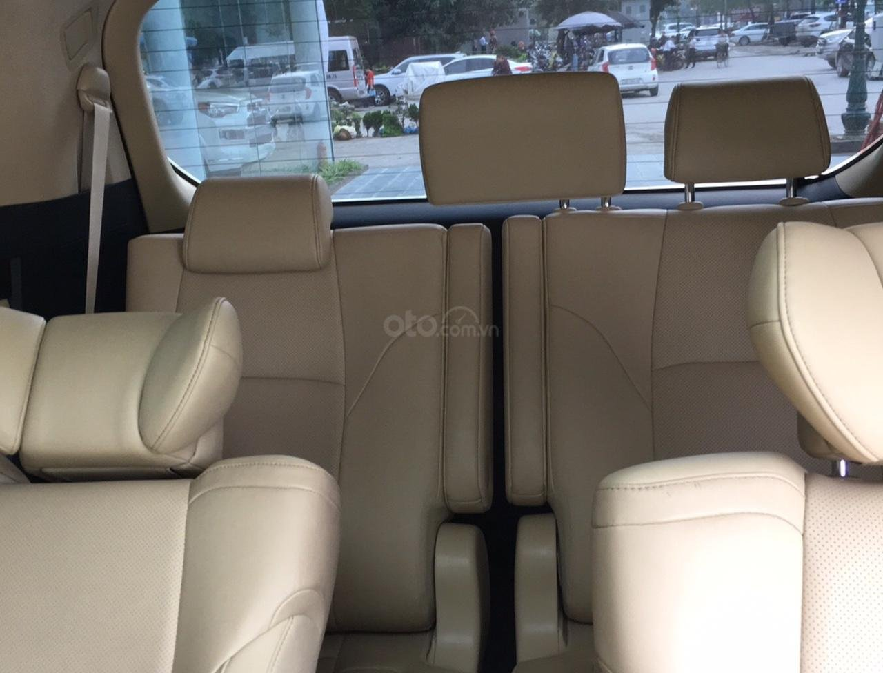 Bán xe Toyota Alphard Excutive Lou 2017, màu đen, nhập khẩu. LH em Hương 0945392468 (9)