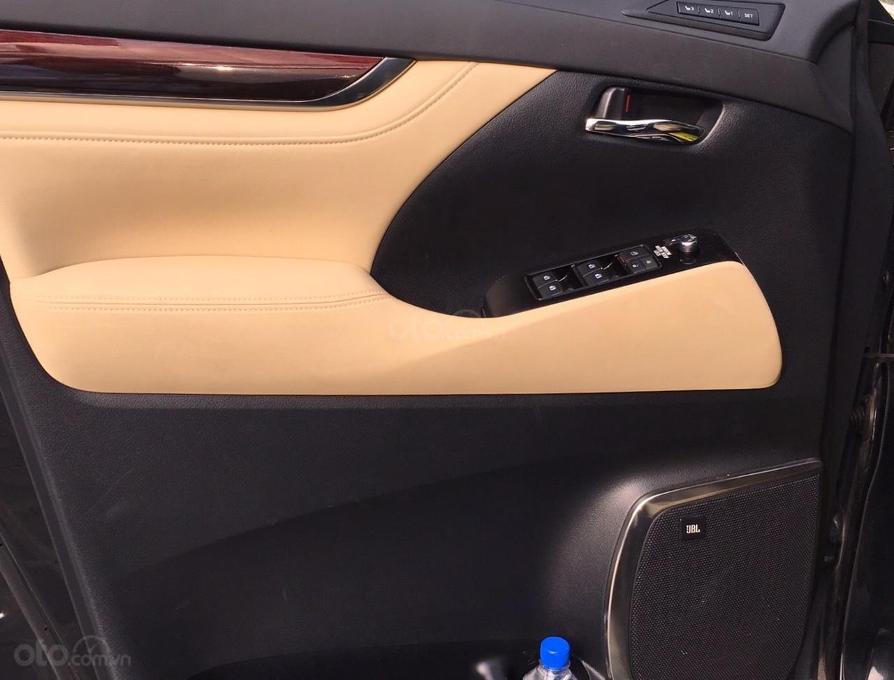 Bán xe Toyota Alphard Excutive Lou 2017, màu đen, nhập khẩu. LH em Hương 0945392468 (16)