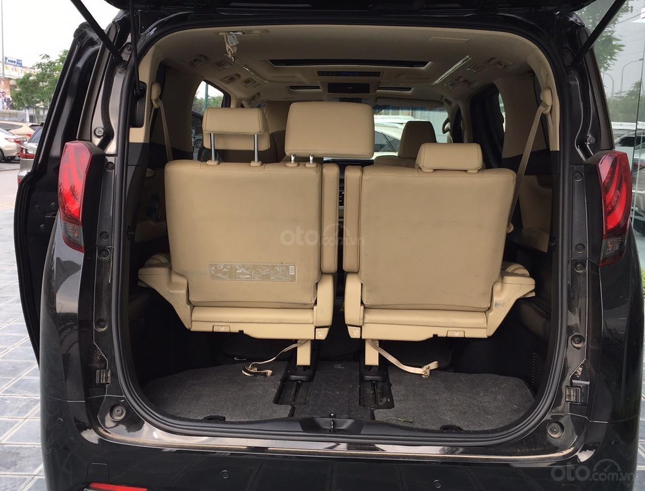 Bán xe Toyota Alphard Excutive Lou 2017, màu đen, nhập khẩu. LH em Hương 0945392468 (20)