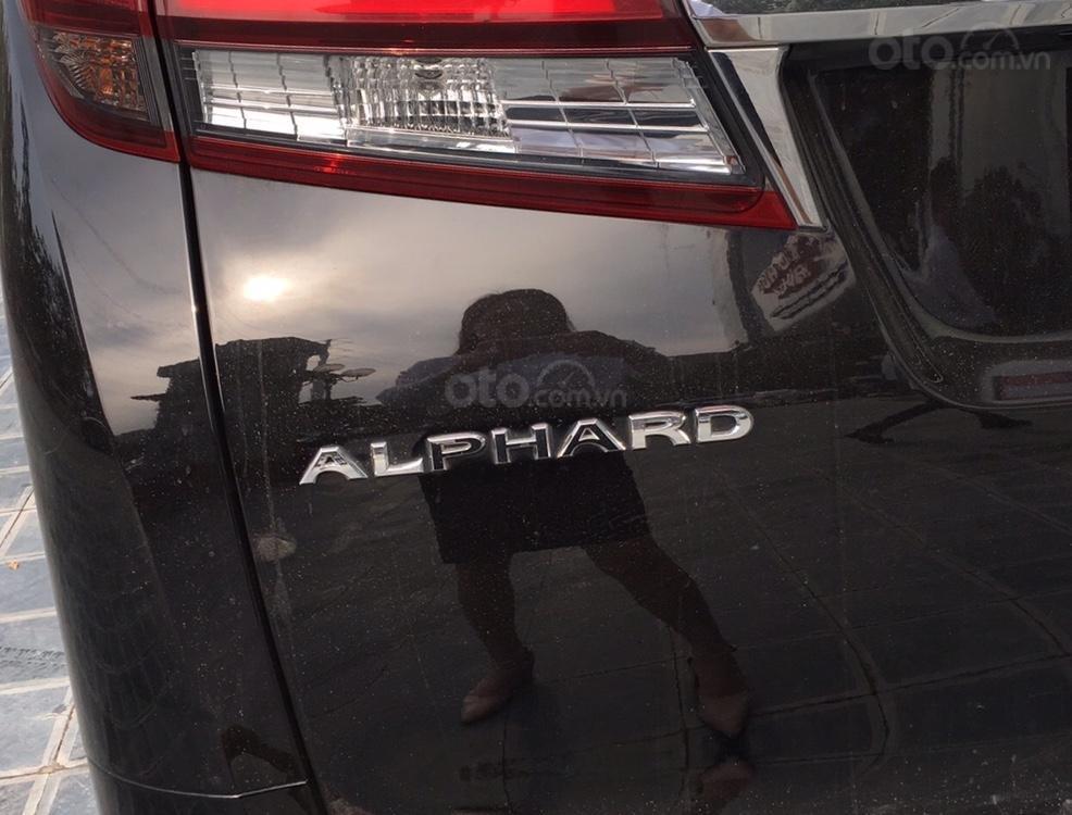 Bán xe Toyota Alphard Excutive Lou 2017, màu đen, nhập khẩu. LH em Hương 0945392468 (7)
