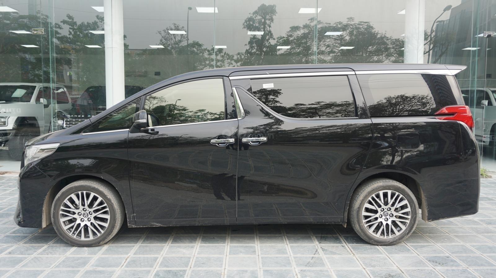 Bán Toyota Alphard 3.5L - V6 sản xuất 2017 model 2018, Mr Huân 0981.0101.61 (10)