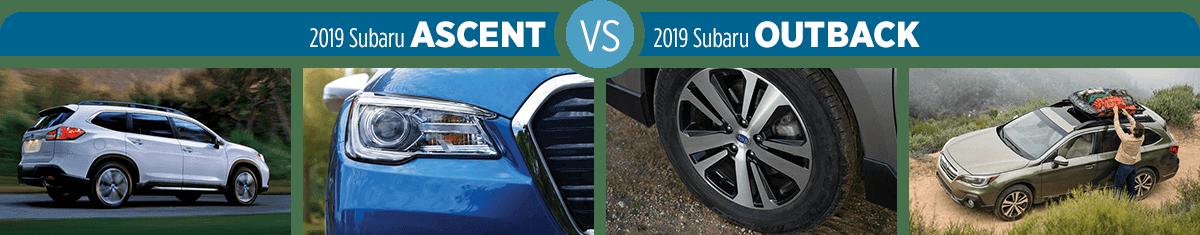Chọn Subaru Outback 2019 hay Subaru Ascent 2019: Outback có phần thân thiện túi tiền người dùng hơn