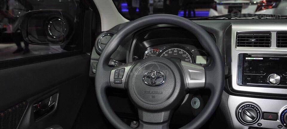 Bán Toyota Wigo 1.2AT SX 2019, nhập khẩu nguyên chiếc, xe giao ngay, hỗ trợ trả góp 85%-4
