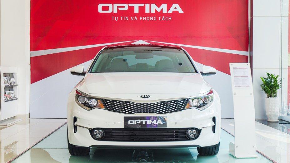Lộ ảnh chi tiết xe Kia Optima 2019 tại Việt Nam a3