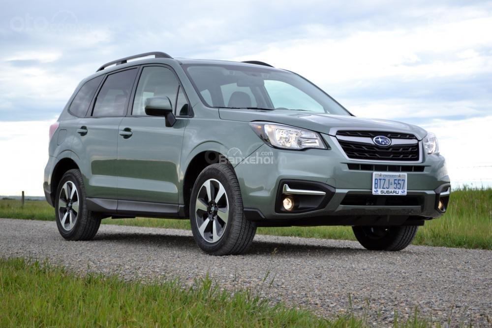 Xe Subaru luôn có những thiết kế đặc biệt