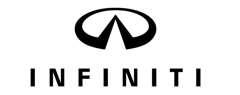 Logo của nhà sản xuất xe Infiniti