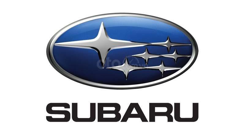 Logo của hãng xe Subaru
