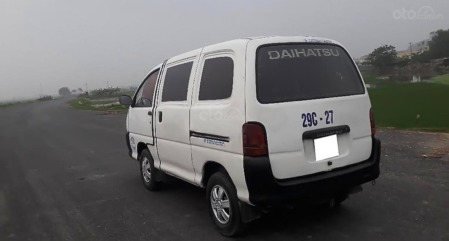 Cần bán Daihatsu Citivan Van năm 2004, màu trắng, còn rất đẹp không mục mọt (2)