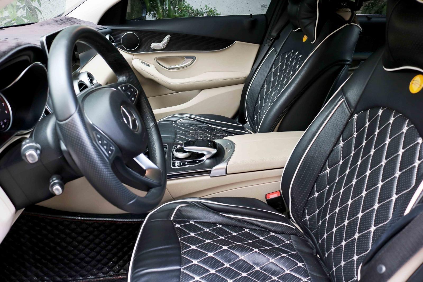 Bán Mercedes C200 model 2017, đã đi 26000km, xe chính chủ-8