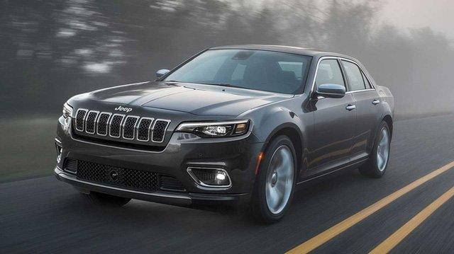 """Jeep """"bông đùa"""" về kế hoạch làm sedan, fan kêu gào hãy làm thật."""