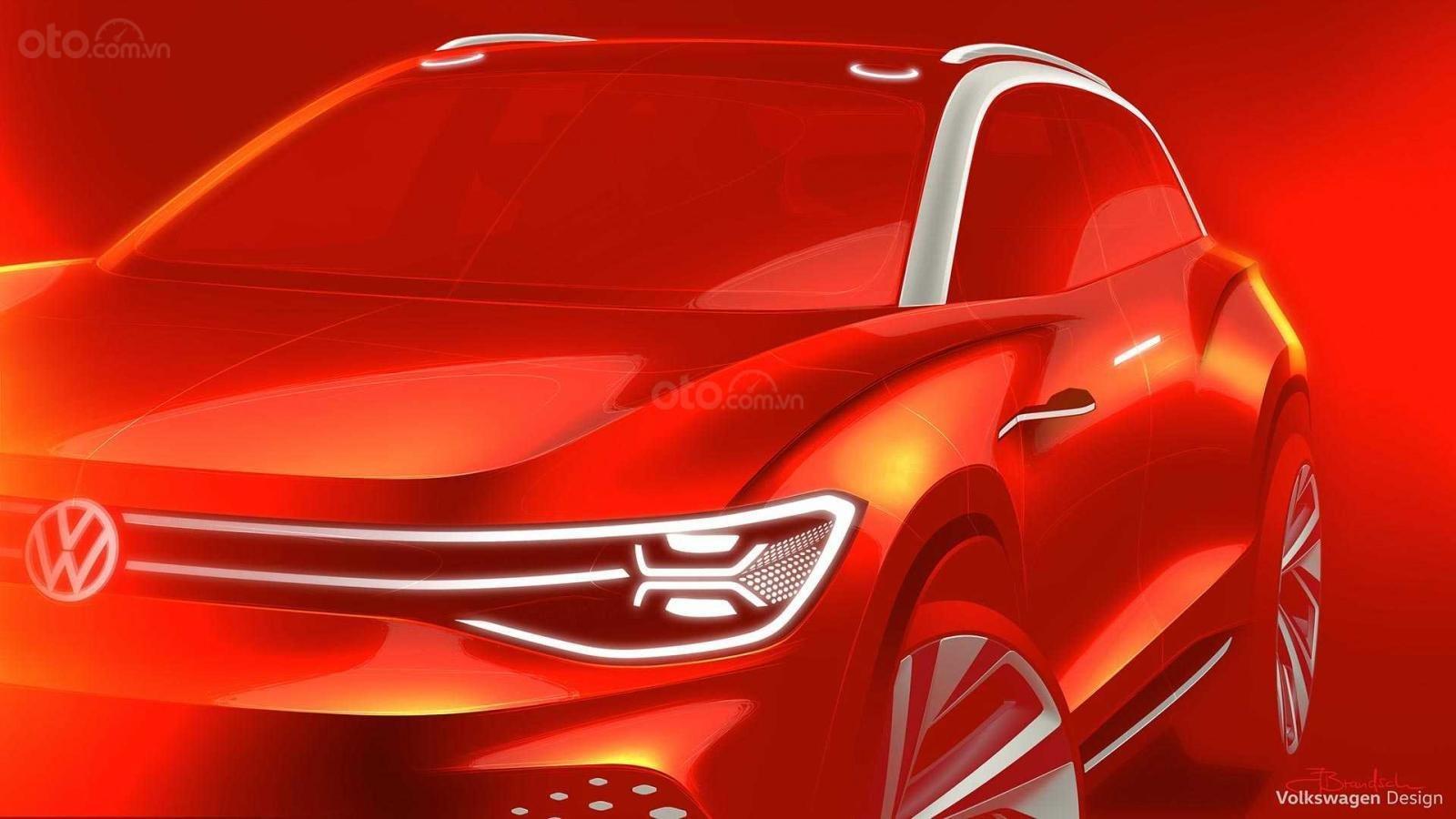 Volkswagen I.D. Roomzz Concept dự kiến hút hồn người hâm mộ