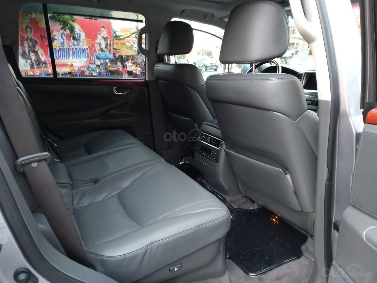 Lexus LX 570 model 2009, màu bạc, nhập khẩu, toàn bộ còn zin theo xe, cực mới, 2 tỷ 320 triệu-2