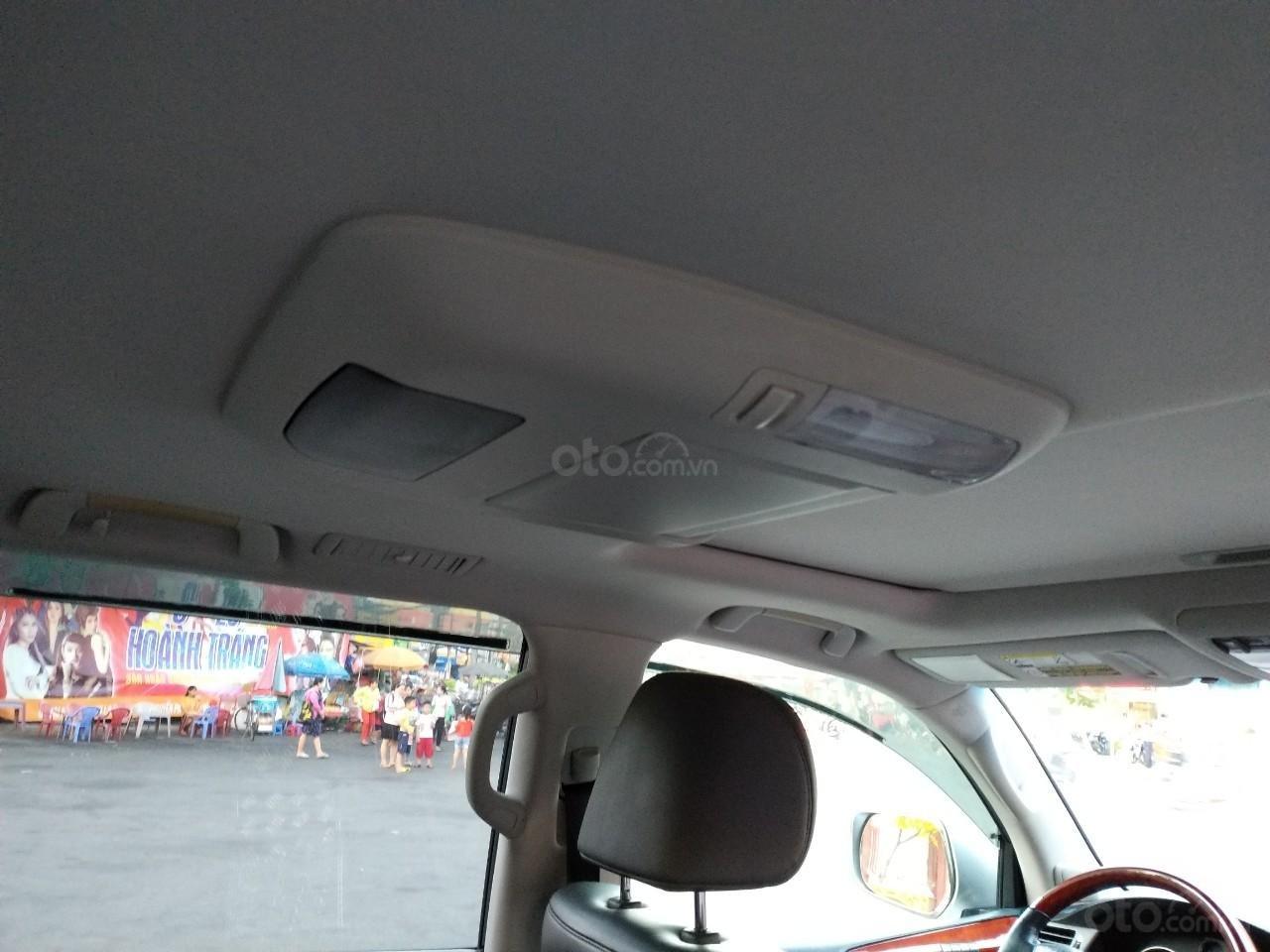 Lexus LX 570 model 2009, màu bạc, nhập khẩu, toàn bộ còn zin theo xe, cực mới, 2 tỷ 320 triệu-5