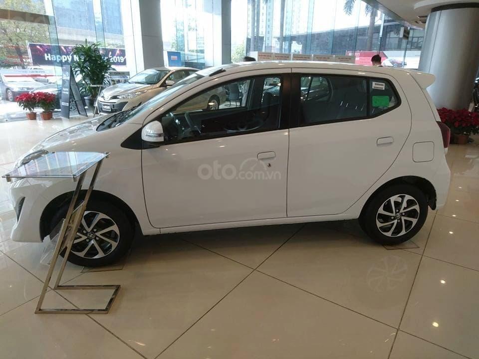 """"""" Siêu hot """" - 0901.77.4586 Toyota Mỹ Đình -Wigo nhập 2019 KM lớn, trả trước 80 triệu, hỗ trợ lãi suất 0.65%-1"""