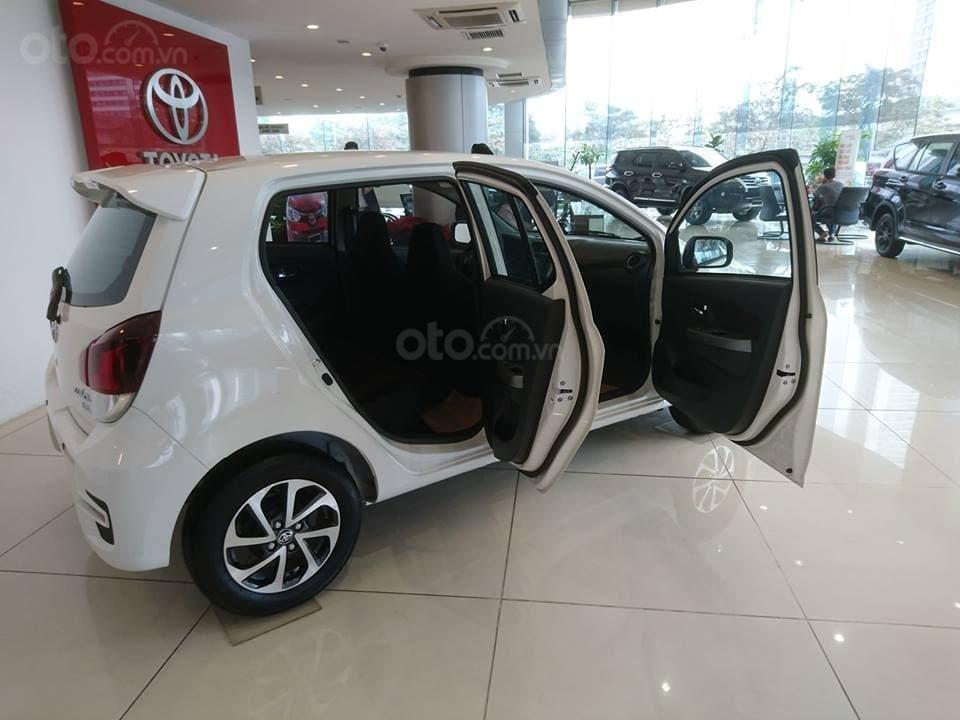 """"""" Siêu hot """" - 0901.77.4586 Toyota Mỹ Đình -Wigo nhập 2019 KM lớn, trả trước 80 triệu, hỗ trợ lãi suất 0.65%-2"""