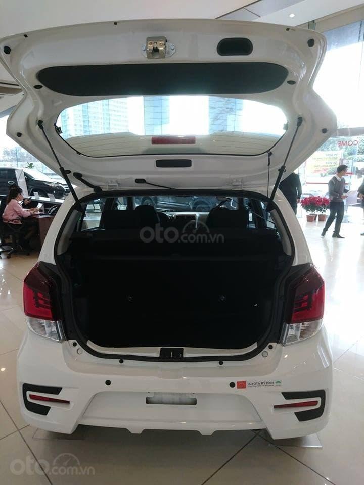 """"""" Siêu hot """" - 0901.77.4586 Toyota Mỹ Đình -Wigo nhập 2019 KM lớn, trả trước 80 triệu, hỗ trợ lãi suất 0.65%-3"""