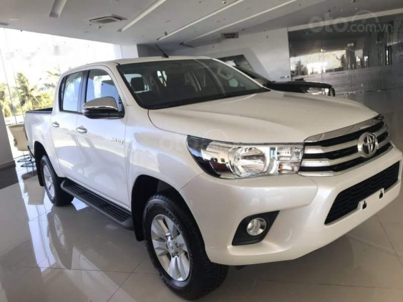Toyota Mỹ Đình - Hilux đủ màu giao ngay, xe nhập nguyên chiếc, hỗ trợ trả góp -0901774586 (2)