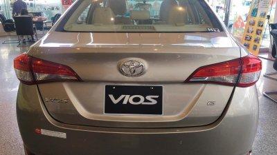 Bán Toyota Mỹ Đình -Vios 1.5 số sàn 2019 - Ms. Hương - 0901.77.4586 trả trước 110 triệu, hỗ trợ trả góp LS tốt-1