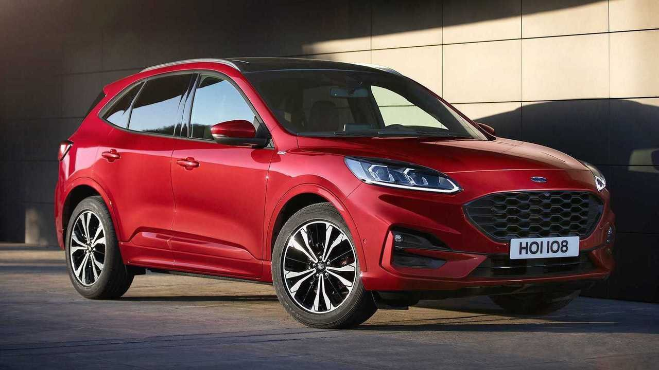 Ford Escape 2020 khác gì so với người tiền nhiệm? 2asss