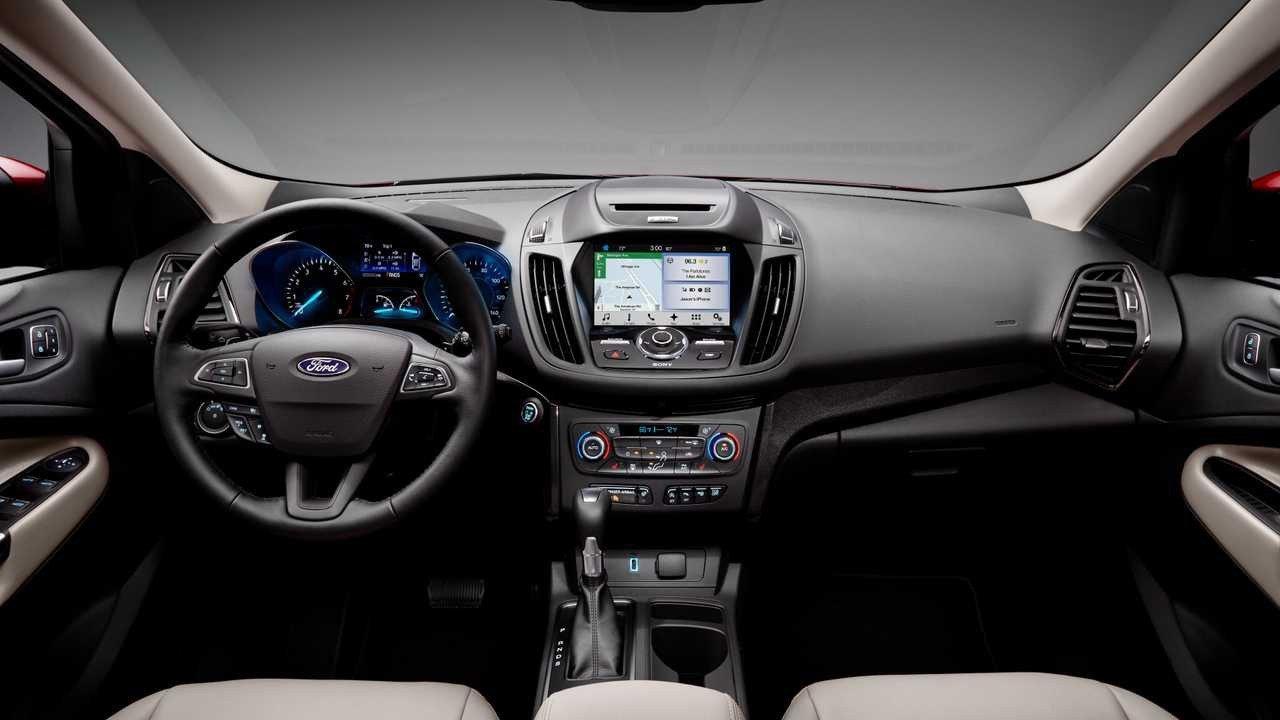 Ford Escape 2020 khác gì so với người tiền nhiệm?dfsdf