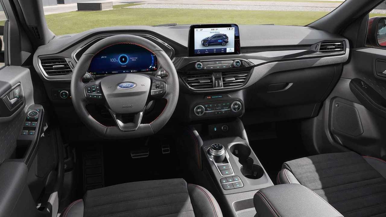 Ford Escape 2020 khác gì so với người tiền nhiệm? sdfsdf