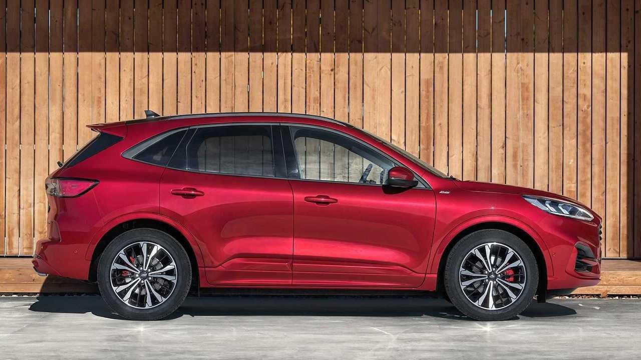 Ford Escape 2020 khác gì so với người tiền nhiệm?fgdfgdf