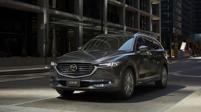 Mazda CX-8 2019 sẽ về Việt Nam vào tháng 6 tới?.
