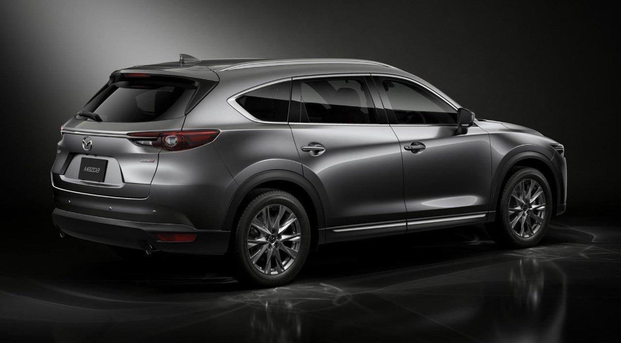 Mazda CX-8 2019 sẽ về Việt Nam vào tháng 6 tới? - Ảnh 1.