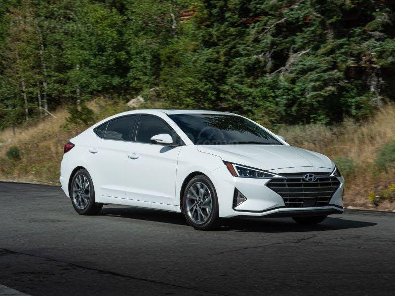 Hyundai Elantra 2019.