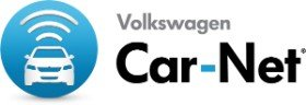 Ứng dụng Car-Net của Volkswagen.