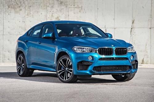 Đánh giá xe BMW X6