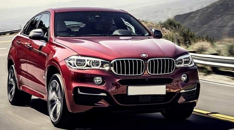 Giá xe BMW X6 cũ