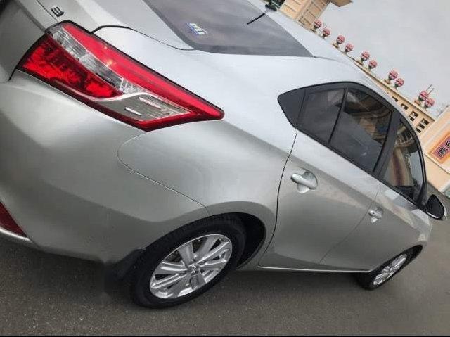 Bán xe Toyota Vios đời 2014, màu bạc, giá 435tr (3)