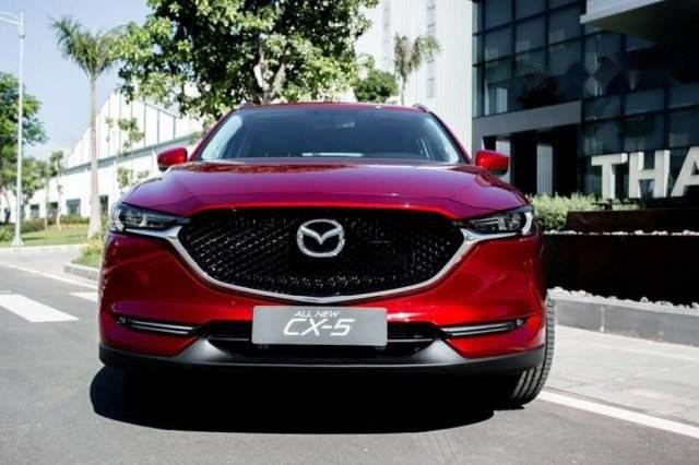 Bán Mazda CX 5 năm 2019, màu đỏ giá cạnh tranh-0