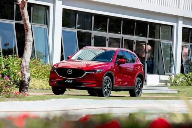 Bán Mazda CX 5 năm 2019, màu đỏ giá cạnh tranh-3