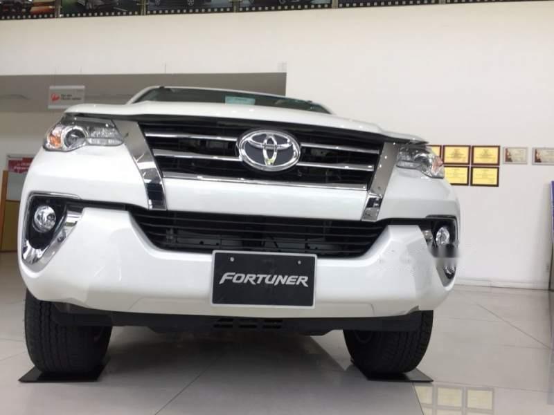 Bán xe Toyota Fortuner đời 2019, màu trắng, xe nhập (3)
