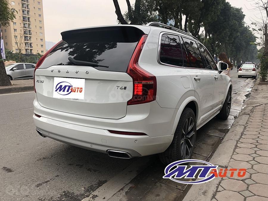Bán ô tô Volvo XC90 Momentum 2017, màu trắng, xe nhập khẩu - LH em Hương 0945392468-4