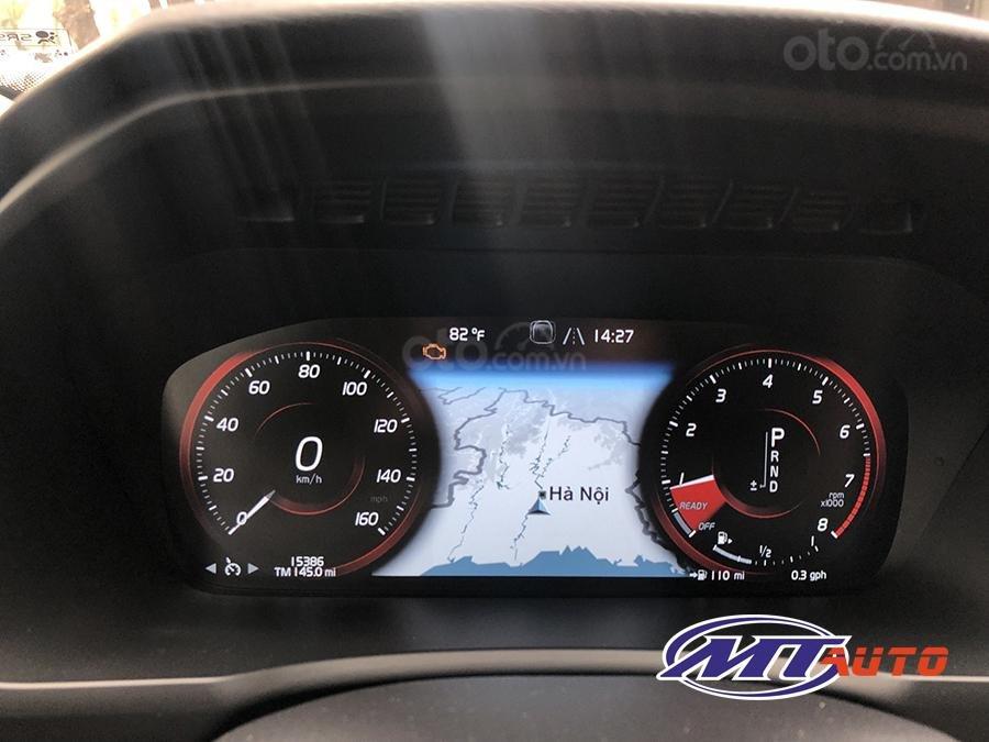 Bán ô tô Volvo XC90 Momentum 2017, màu trắng, xe nhập khẩu - LH em Hương 0945392468-5