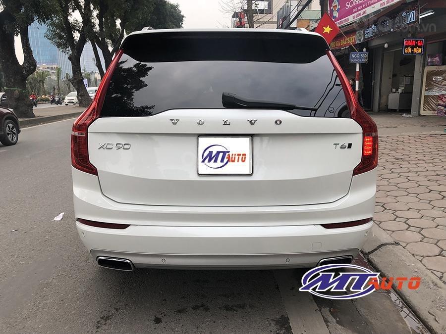 Bán ô tô Volvo XC90 Momentum 2017, màu trắng, xe nhập khẩu - LH em Hương 0945392468-8