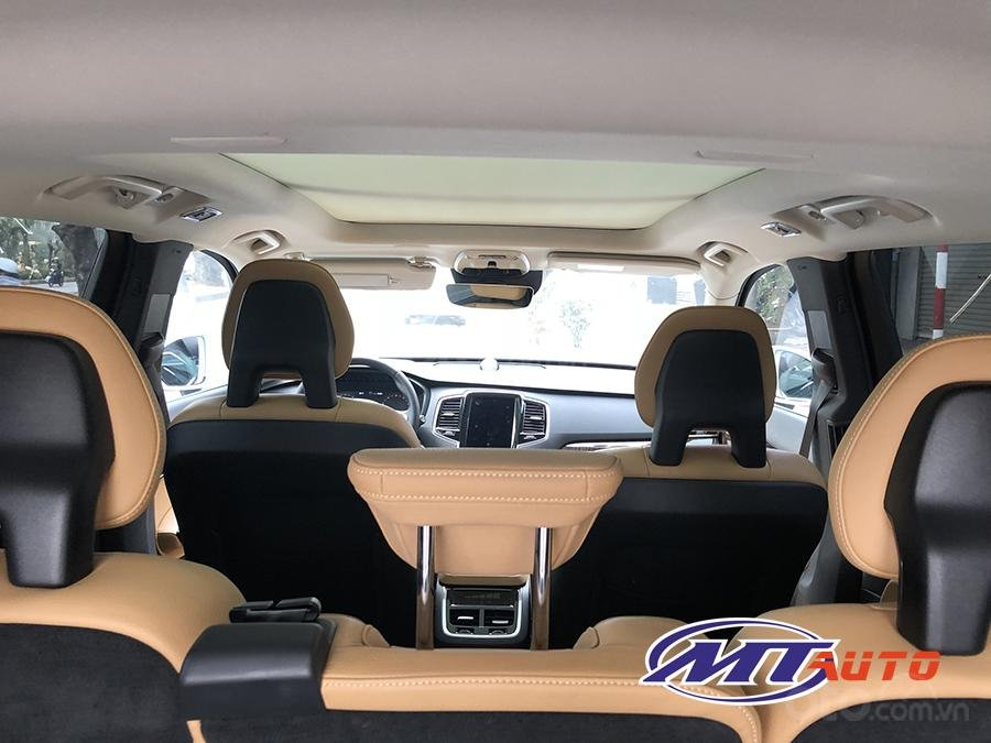 Bán ô tô Volvo XC90 Momentum 2017, màu trắng, xe nhập khẩu - LH em Hương 0945392468-7