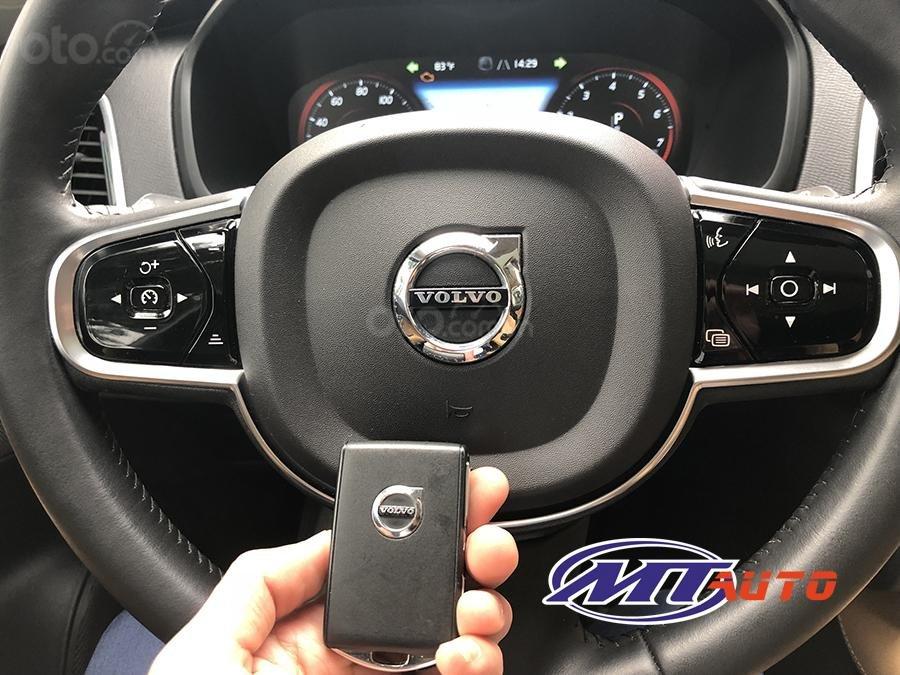 Bán ô tô Volvo XC90 Momentum 2017, màu trắng, xe nhập khẩu - LH em Hương 0945392468-11