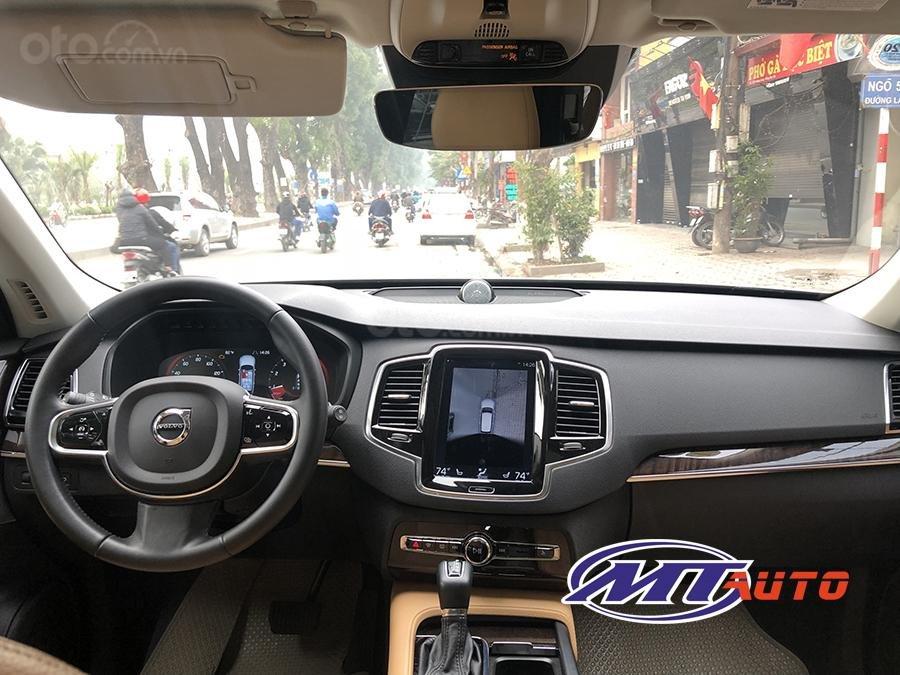 Bán ô tô Volvo XC90 Momentum 2017, màu trắng, xe nhập khẩu - LH em Hương 0945392468-10