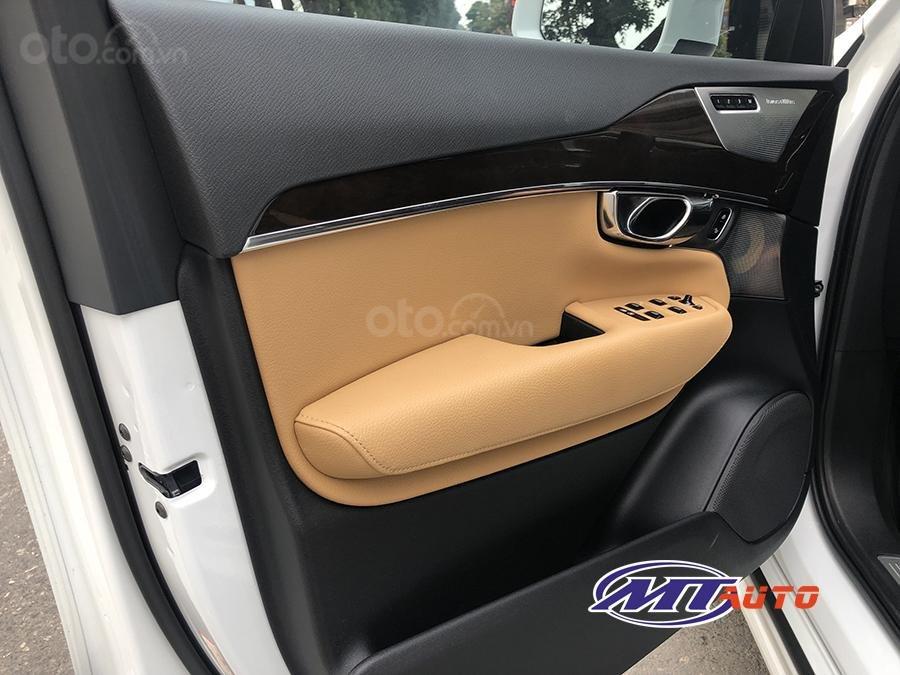 Bán ô tô Volvo XC90 Momentum 2017, màu trắng, xe nhập khẩu - LH em Hương 0945392468-13