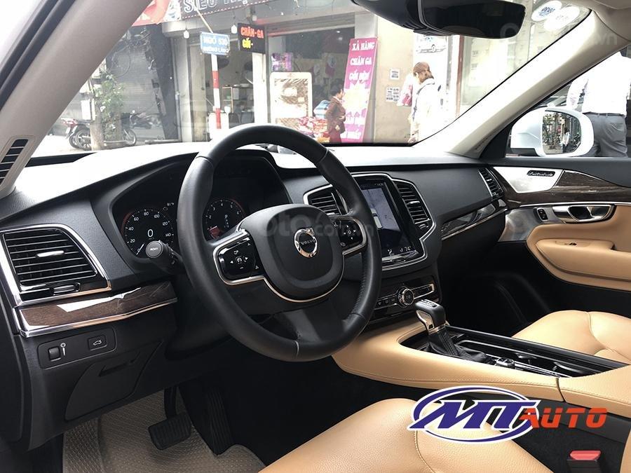 Bán ô tô Volvo XC90 Momentum 2017, màu trắng, xe nhập khẩu - LH em Hương 0945392468-14