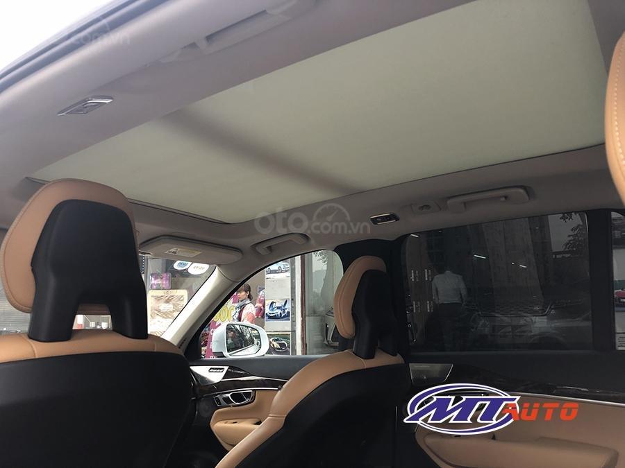 Bán ô tô Volvo XC90 Momentum 2017, màu trắng, xe nhập khẩu - LH em Hương 0945392468-16