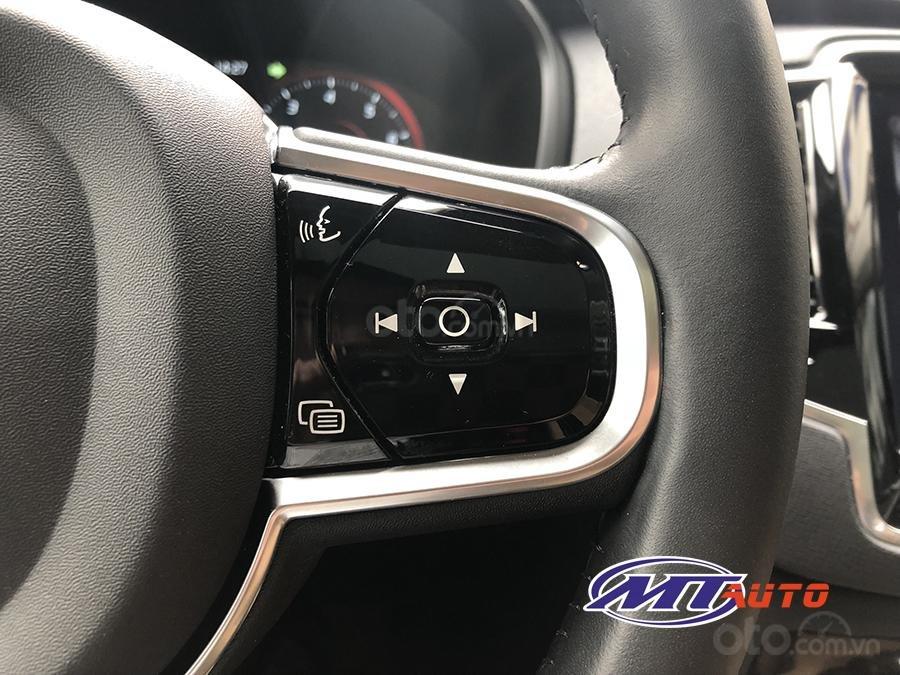 Bán ô tô Volvo XC90 Momentum 2017, màu trắng, xe nhập khẩu - LH em Hương 0945392468-18