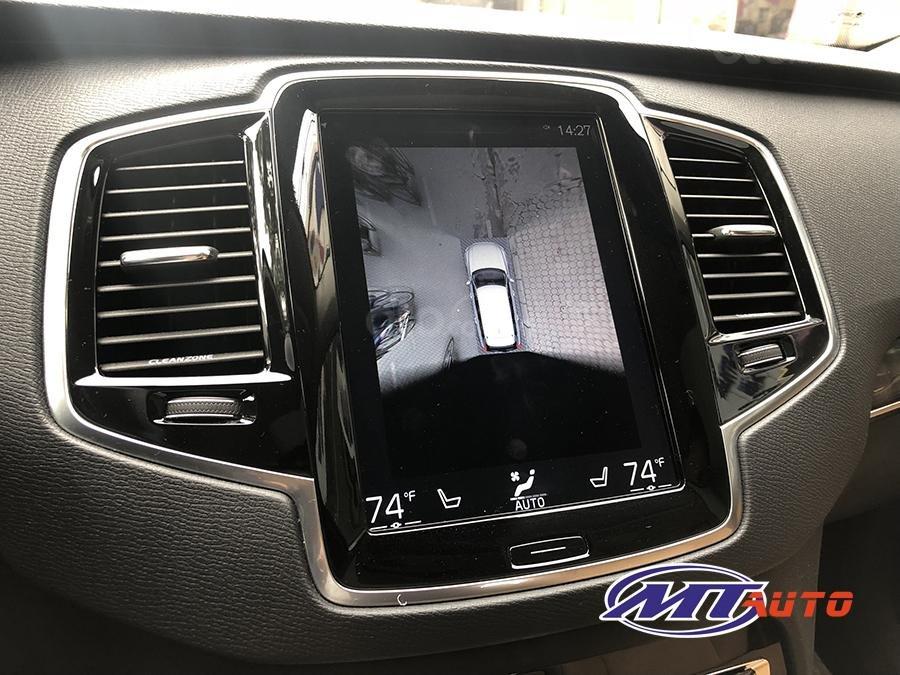 Bán ô tô Volvo XC90 Momentum 2017, màu trắng, xe nhập khẩu - LH em Hương 0945392468-20