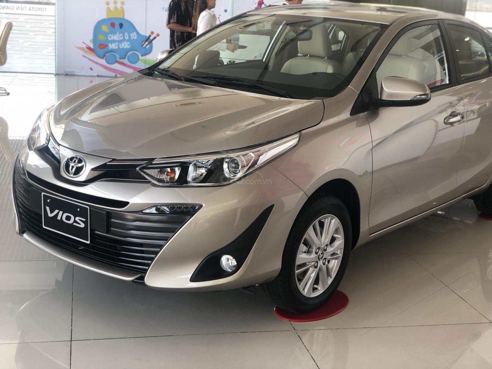 Bán Toyota Vios G đời 2019 mới 100%, 576 triệu (1)