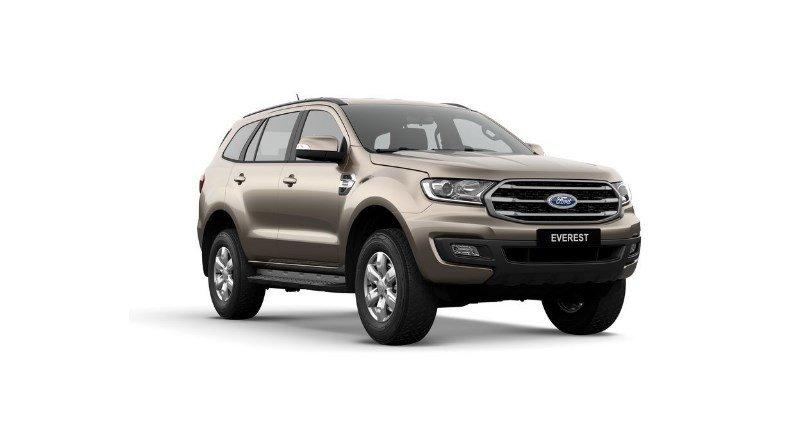 Ford Everest 2019 có 8 màu ngoại thất - Ảnh 7.