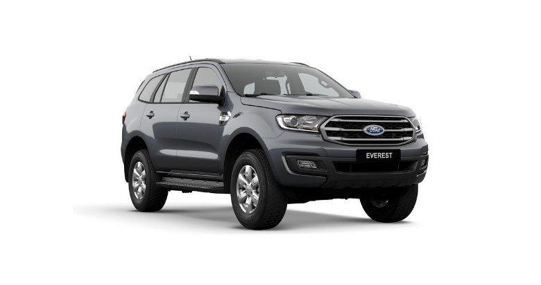 Ford Everest 2019 có 8 màu ngoại thất - Ảnh 6.